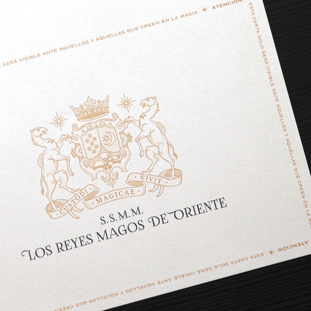 Carta de Los Reyes Magos Personalizada para tus hijos